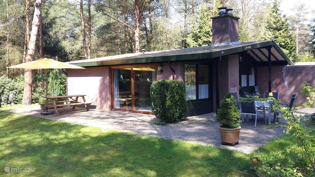 Vakantiehuis Nederland, Overijssel, Giethmen Bungalow Bungalow 148  'Groenling'