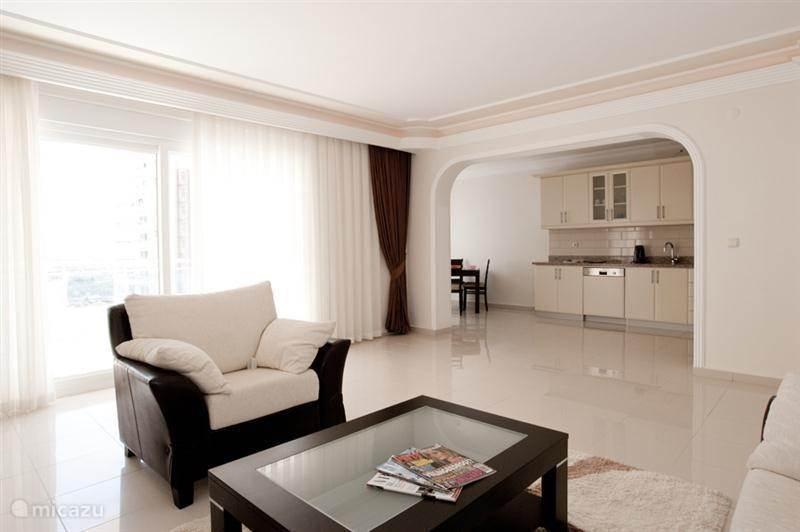 Vakantiehuis Turkije, Turkse Rivièra, Alanya Appartement Paradise Hill B1-7
