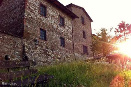 Ferienwohnung Italien, Umbrien, Lisciano Niccone villa Villa Bagnaie