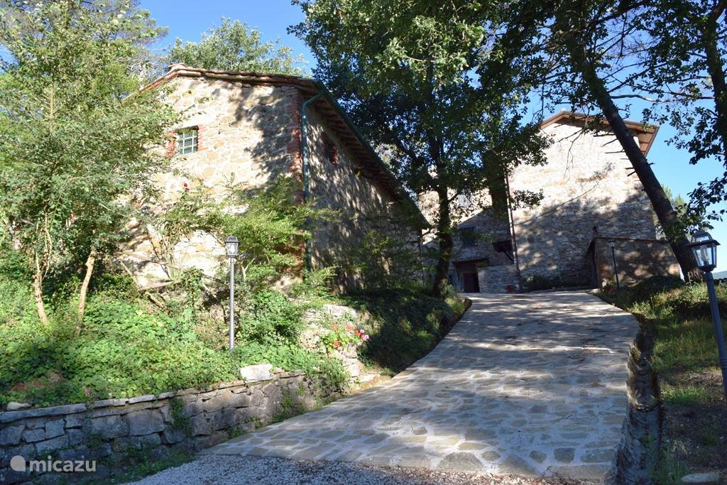 Vakantiehuis Italië, Umbrië, Lisciano Niccone Villa Villa Bagnaie