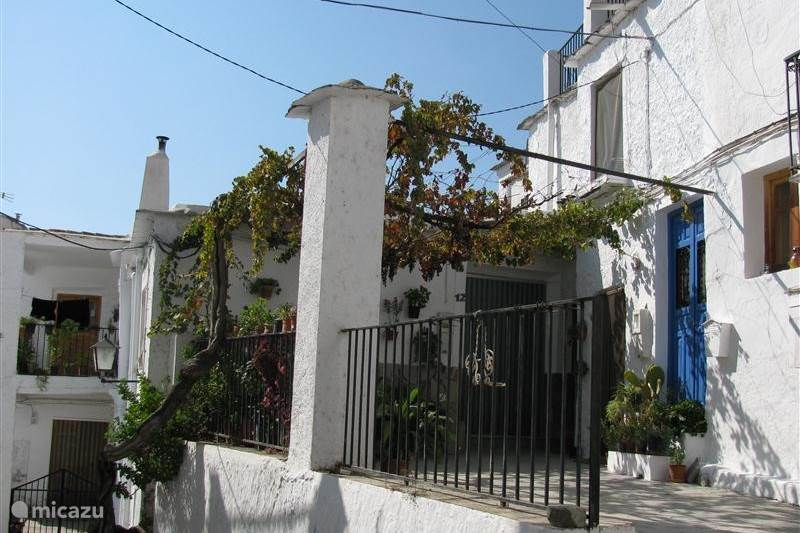 Vakantiehuis Spanje, Andalusië, Bayacas Vakantiehuis Casa Tara