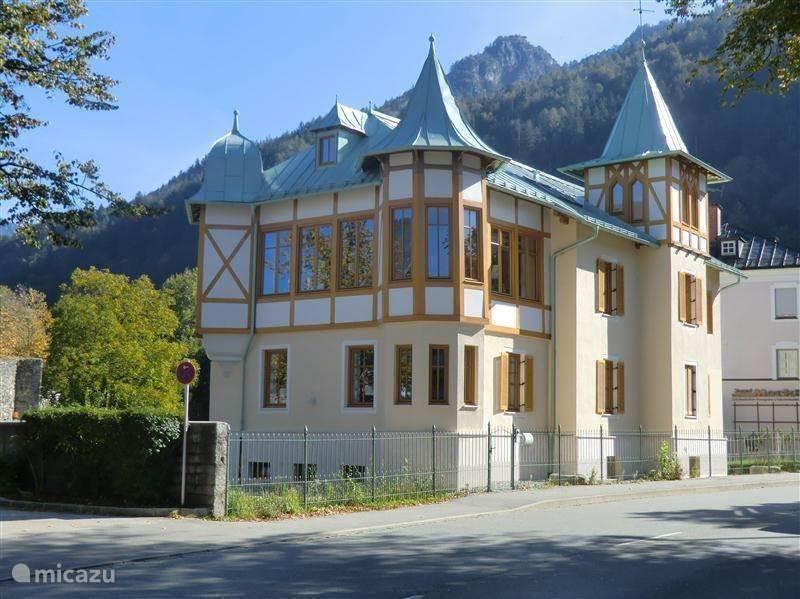 Vakantiehuis Duitsland, Beieren, Bad Reichenhall Landhuis / Kasteel Villa Sophie
