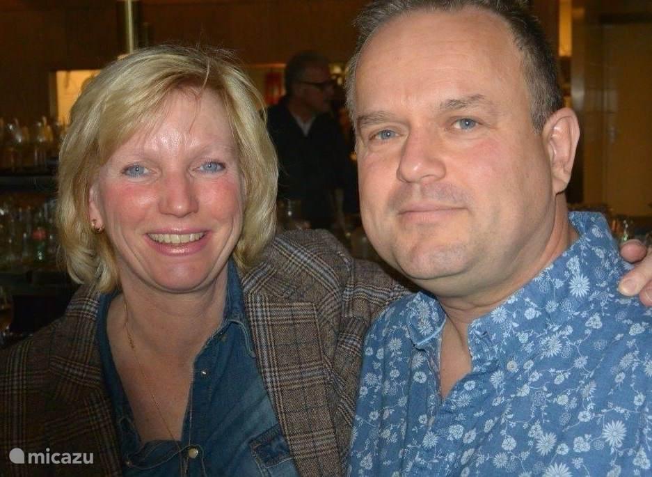 Paul & Connie van Oort
