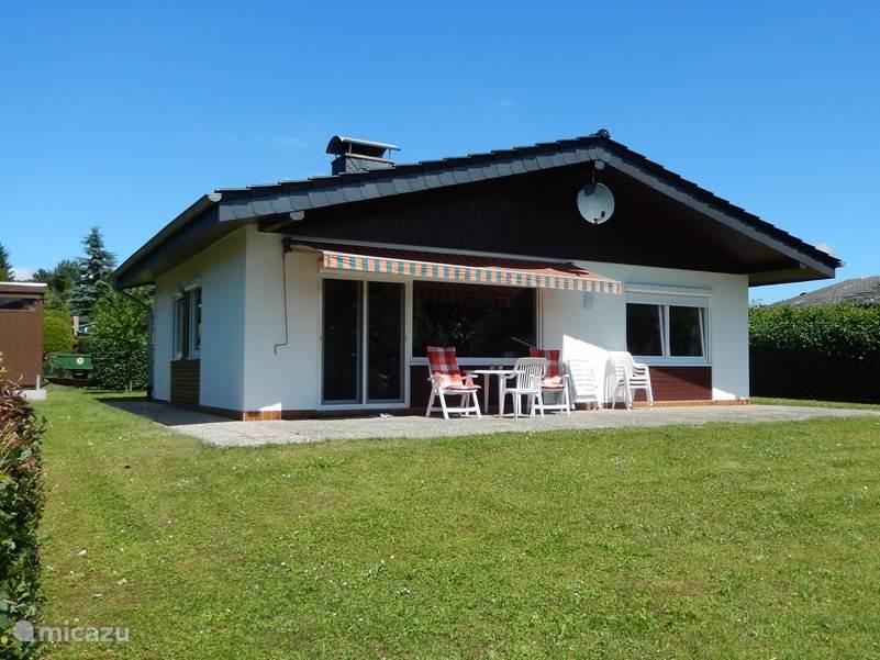 Vakantiehuis Duitsland, Hessen, Oberaula bungalow Landhaus Aulatal 62 ****