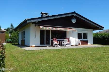 Vakantiehuis Duitsland – bungalow Landhaus Aulatal 62 ****