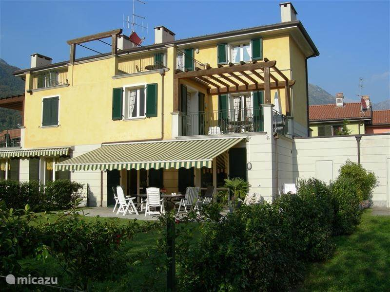 Vakantiehuis Italië, Italiaanse Meren, Porlezza villa Porto Letizia Villa Mimosa 3