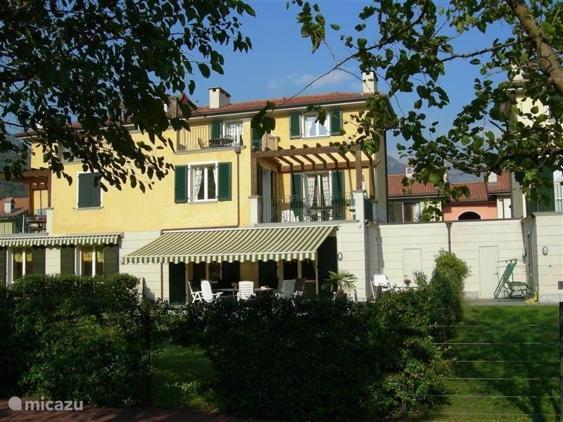 Vakantiehuis Italië, Italiaanse Meren, Porlezza villa Villa Mimosa 5