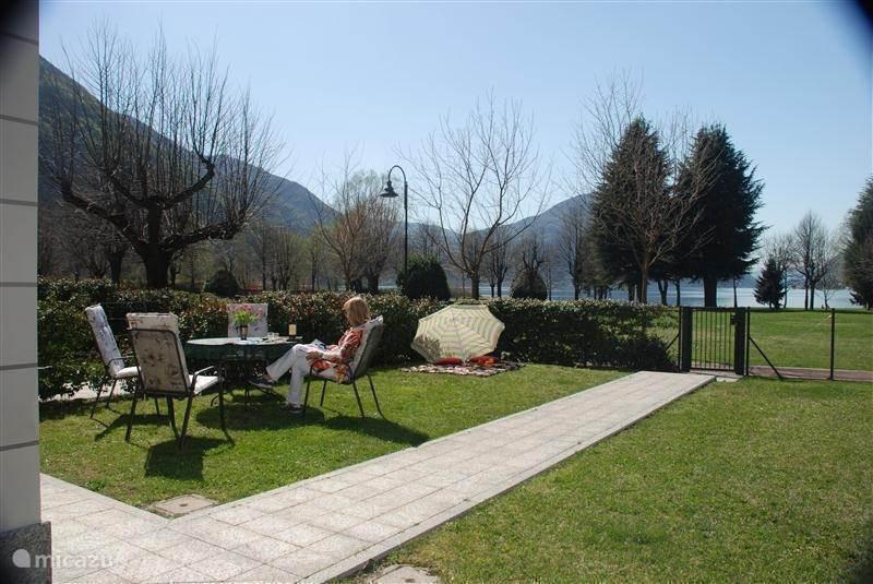 Vakantiehuis Italië, Italiaanse Meren – villa Porto Letizia Villa Viola 4