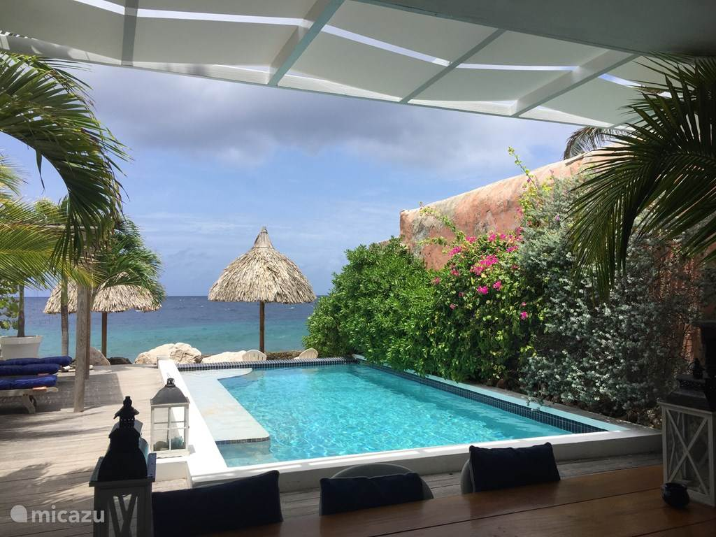 Your private pool with great views.
