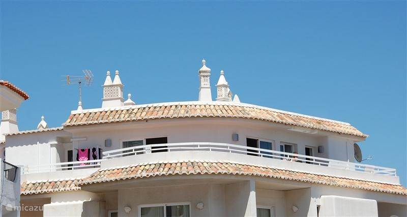 Vakantiehuis Portugal, Algarve, Albufeira - appartement Casa Yvette