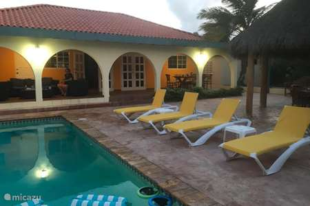 Vacation rental Aruba, North, Rooi Santo holiday house Casa Opal