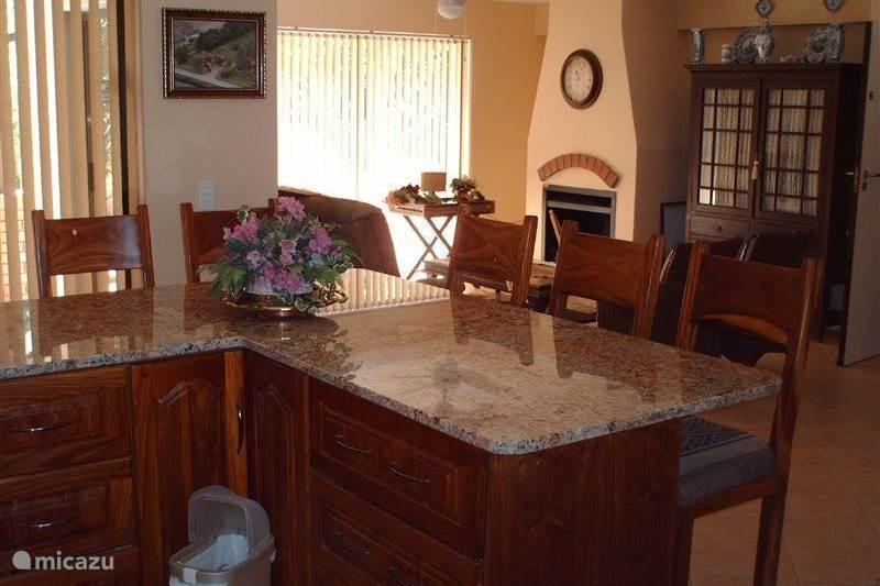 Vakantiehuis Zuid-Afrika, Limpopo, Naboomspruit Villa Luxe villa in Holiday Resort Die Oog