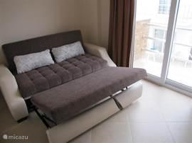 Niet zomaar een bedbank, maar één van hoge kwaliteit.