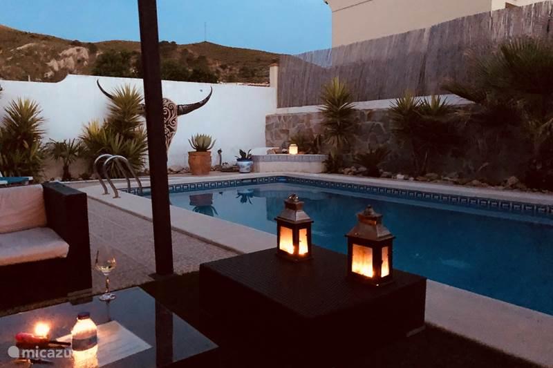 Vakantiehuis Spanje, Andalusië, Arboleas Villa Villa el Paradiso (Andalusië)