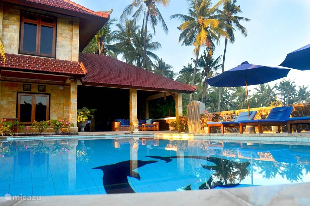 Vakantiehuis Indonesië, Bali, Lovina villa Villa Romy & Bungalows