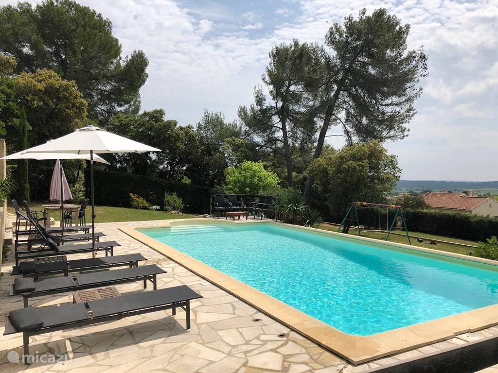 Ferienwohnung Frankreich, Languedoc-Roussillon, Congénies Villa La Draille