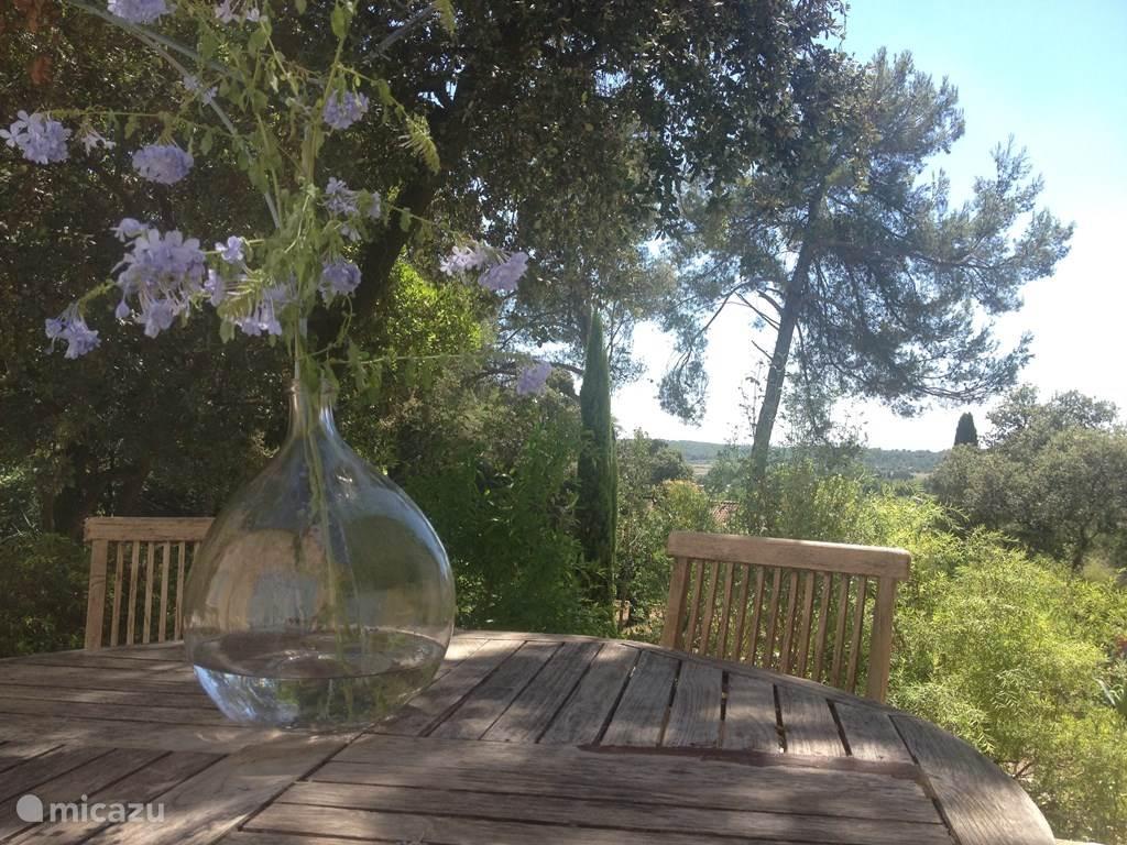 Ferienwohnung Frankreich, Gard, Congénies Villa La Draille