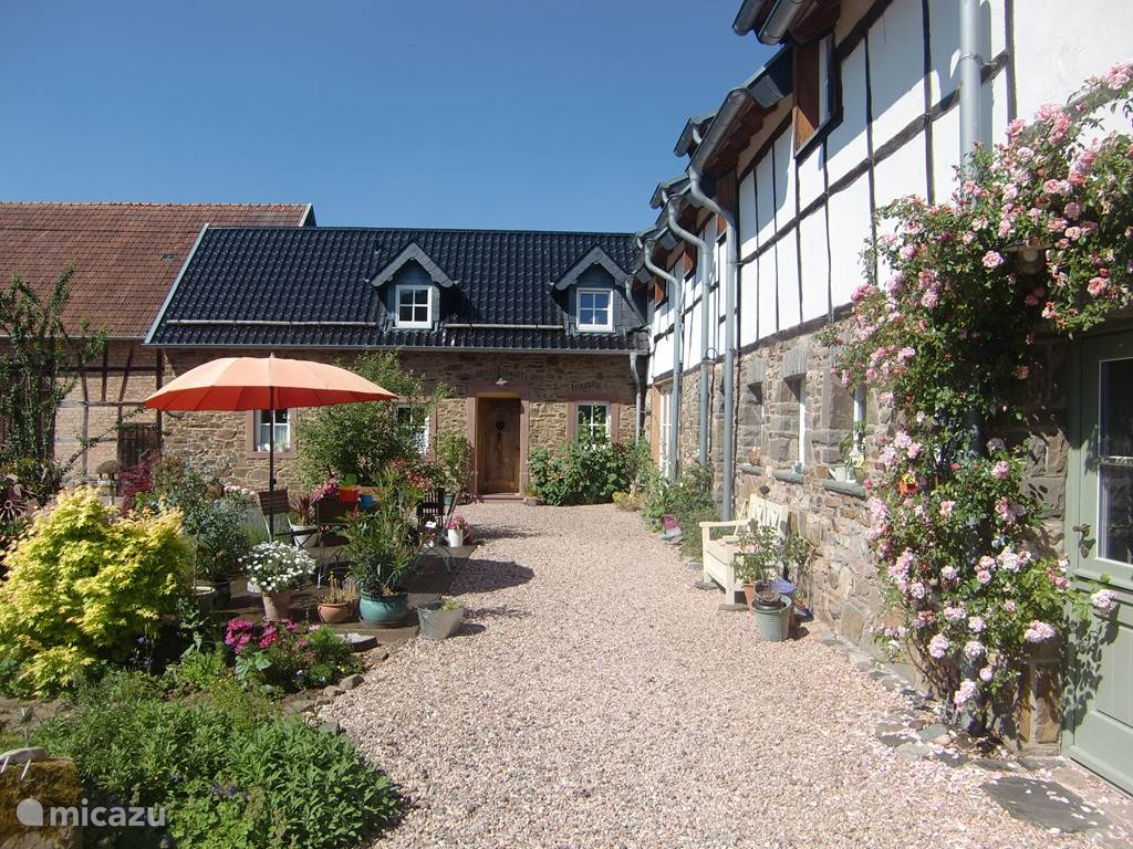 Vacation rental Germany, Eifel, Blankenheim - holiday house The Little Stone House
