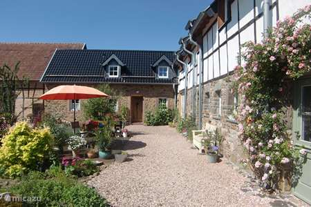 Vakantiehuis Duitsland – vakantiehuis The Little Stone House