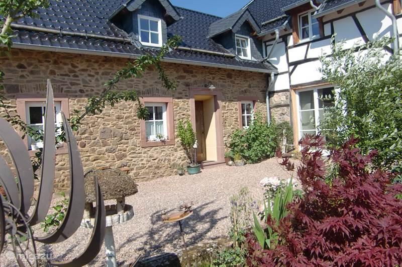 Ferienwohnung Deutschland, Eifel, Blankenheim Ferienhaus The Little Stone House