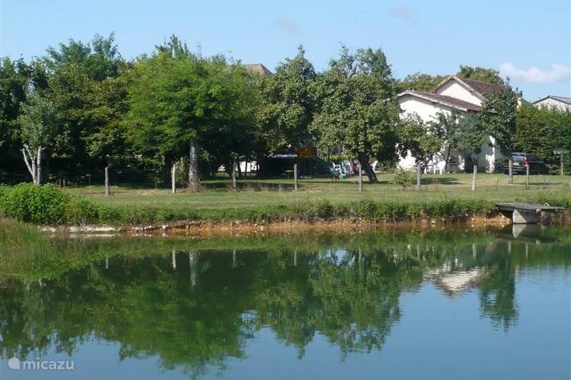 Vakantiehuis Frankrijk, Dordogne, Rouffignac Boerderij Gite à la Ferme - La Salvetat
