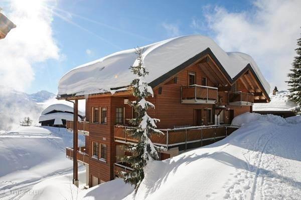 Vakantiehuis Zwitserland, Wallis, Riederalp chalet Haus Wilhelm Tell Wallis Zwitserland