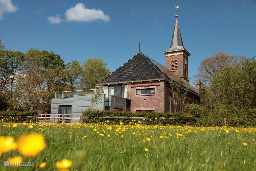 Vakantiehuis Nederland, Friesland, Oosterwierum Vakantiehuis ievers yn fryslân