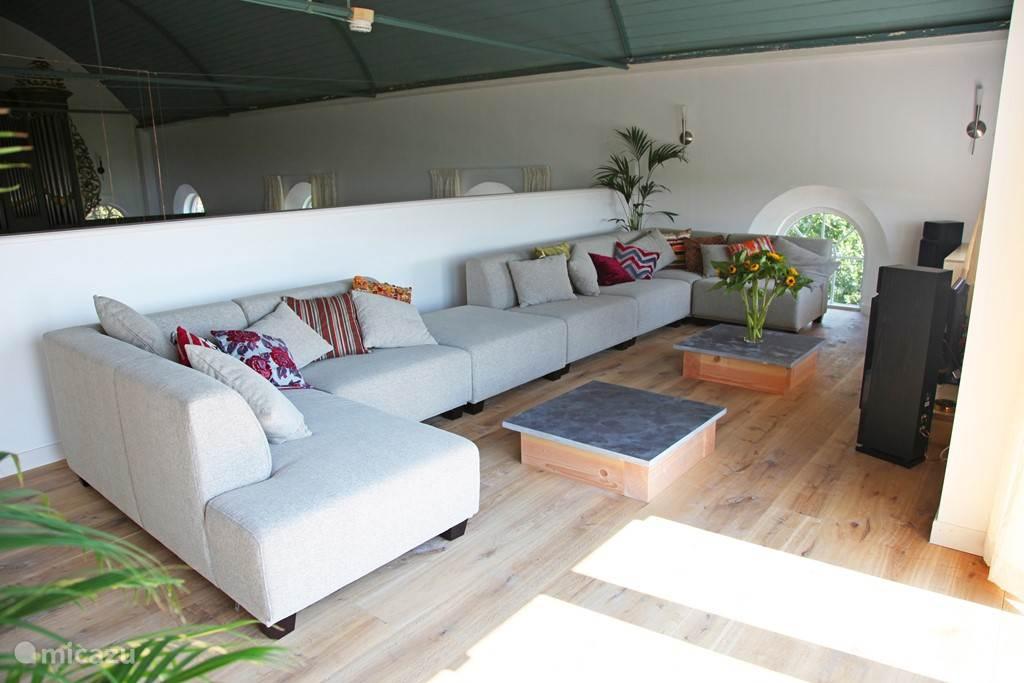 De woonkamer: volop comfort