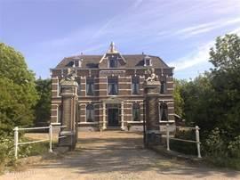 Huize van Strijen, het huis