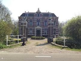 Huize van Strijen, voorzijde