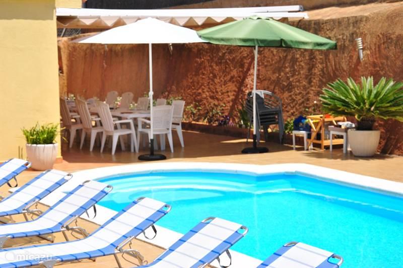 Vakantiehuis Spanje, Costa Brava, Santa Susanna Villa Villa Familia