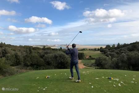 Een el dorado voor golfers.
