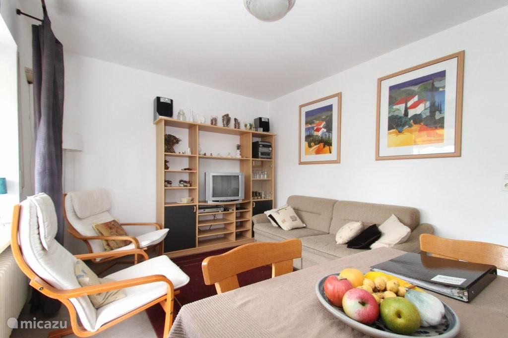 Vakantiehuis Duitsland, Moezel, Liesenich Appartement Moezel Appartement-1Haus Bucholz
