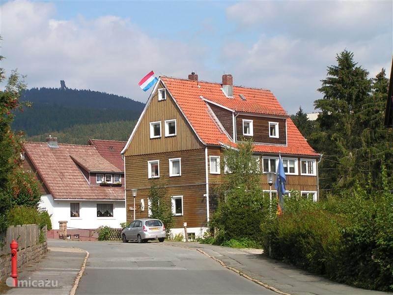 Vakantiehuis Duitsland, Harz, Braunlage Appartement De Hollander  Braunlage