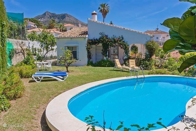 Vakantiehuis Spanje, Costa del Sol, Benalmádena Pueblo villa Villa Anna Pueblo Benalmadena