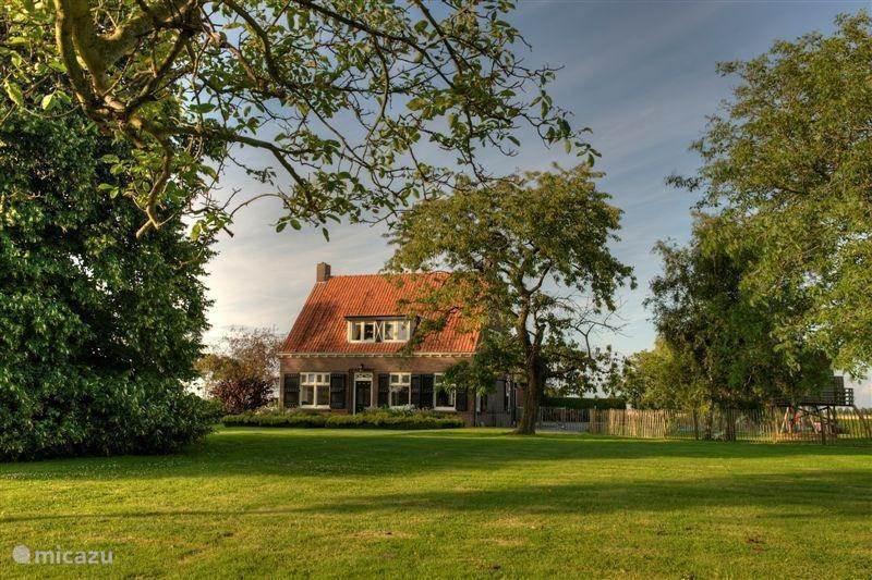 Vakantiehuis Nederland, Zeeland, Schoondijke - boerderij Hof Statendijk