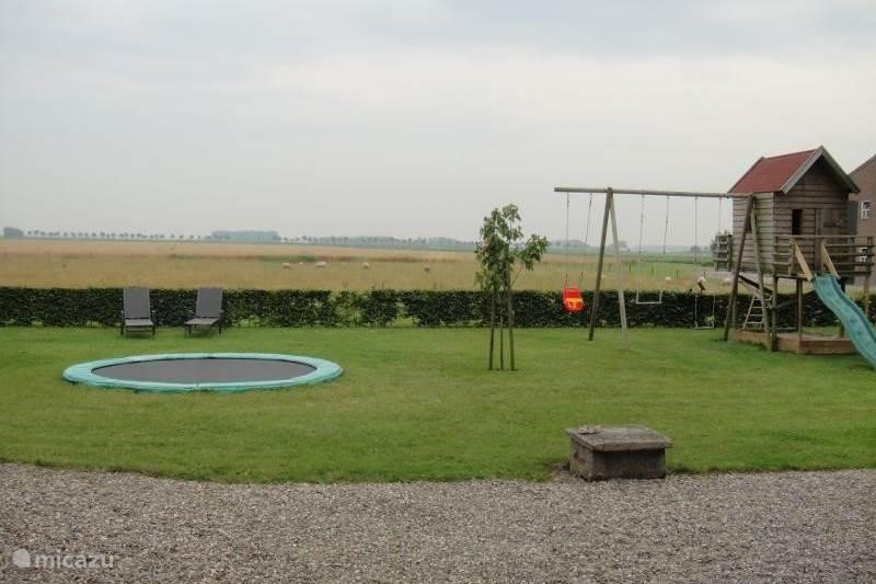 Vakantiehuis Nederland, Zeeland, IJzendijke Boerderij Hof Statendijk