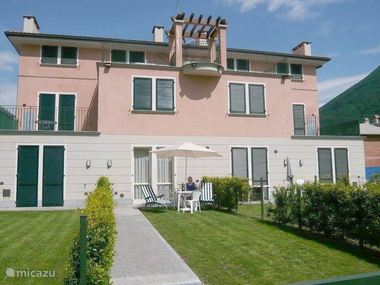 Vakantiehuis Italië, Italiaanse Meren, Porlezza appartement Porto Letitia Villa Ortensia 3