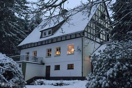 Vacation rental Germany, Sauerland, Winterberg holiday house 12-Pers rental in Winterbergen