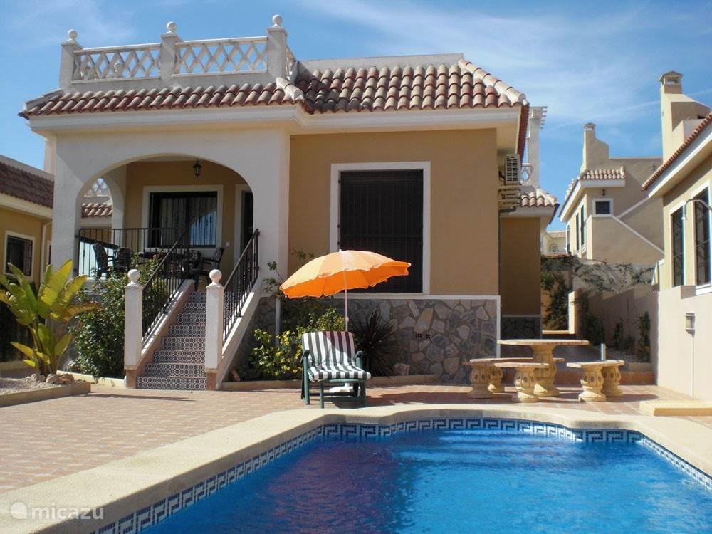 Vakantiehuis Spanje, Costa Blanca, Rojales villa Villa Estrellamar