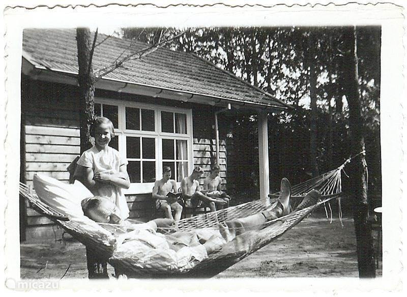 Historie Boshuis Nij Hildenberg
