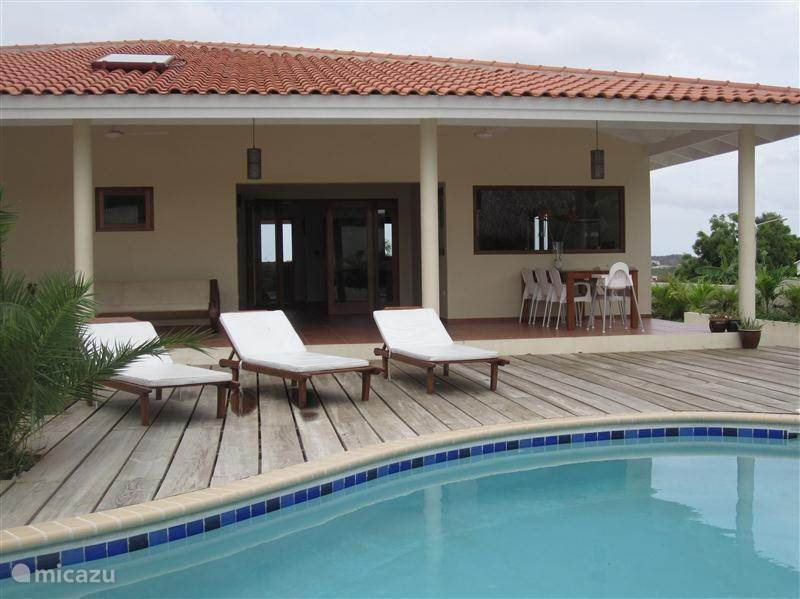 Vacation rental Curaçao, Banda Ariba (East), Vista Royal - villa Villa Nino