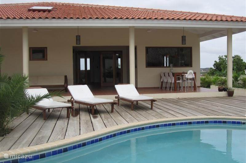 Vacation rental Curaçao, Banda Ariba (East), Jan Thiel Villa Villa Nino