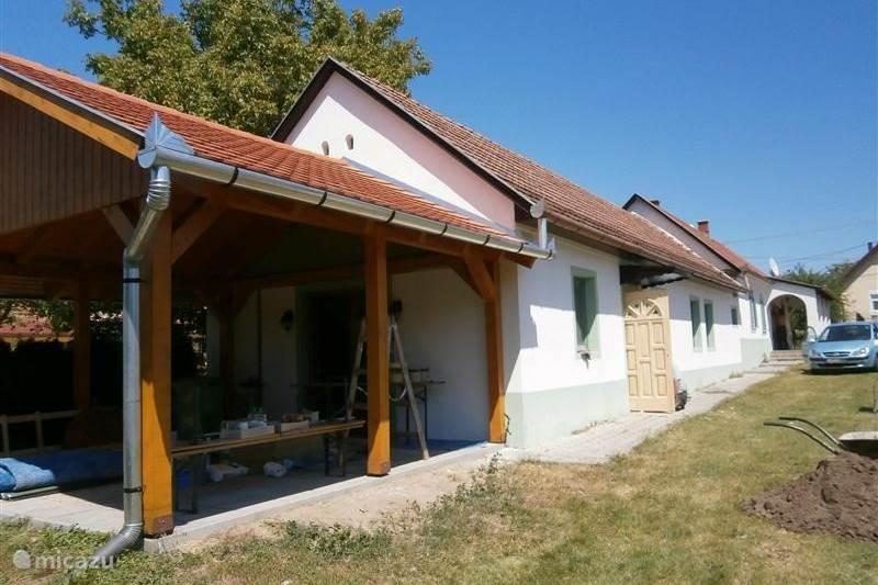 Vakantiehuis Hongarije, Balatonmeer, Szökedencs Boerderij Balatonmeer, vakantieboerderij