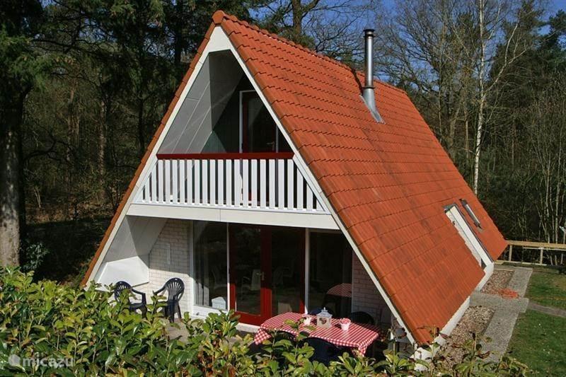 Vacation rental Netherlands, Overijssel, IJhorst bungalow Bosbungalow-ijhorst