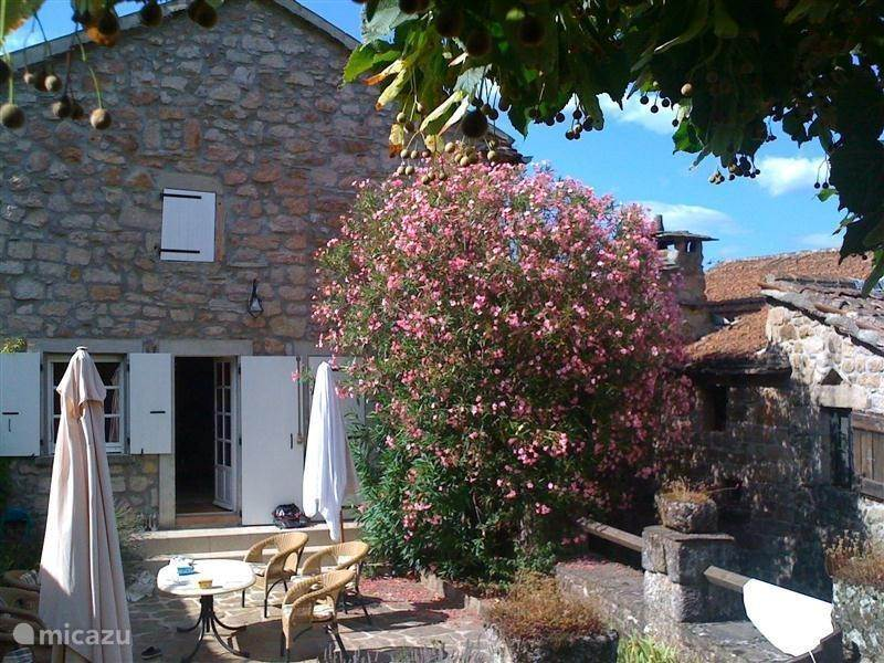 Vacation rental France, Ardèche, Chambonas Holiday house Ma Campo