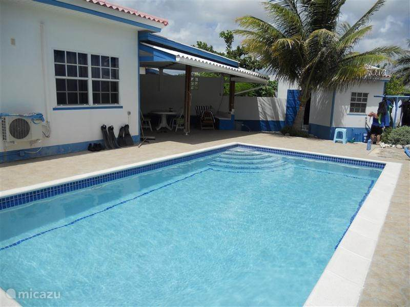 Vacation rental Bonaire – bungalow Little Aquarius