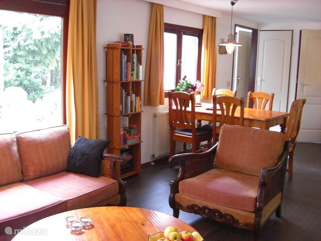 Vakantiehuis Nederland, Overijssel – chalet Huisje Arti