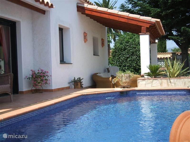Vakantiehuis Spanje, Costa Brava, Empuriabrava - villa Casa Roxanne