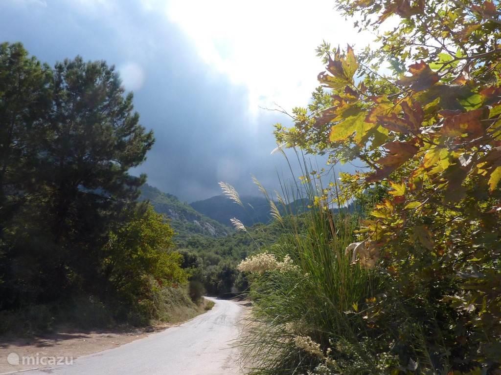 Millipark . Er zijn verschillende stranden. In de zomer gezellig druk en in het voorjaar en najaar rustig, Via de canyon kan er gewandeld worden naar Eski Dogan Bey aan de andere kant van het schiereiland.